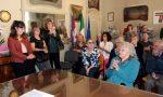 I cento anni di Maria Agnese festeggiati in Comune a Pont