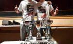Il fornese Loris Bottino conquista il tricolore nel Campionato italiano velocità in salita