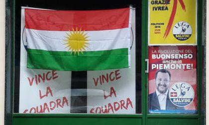 La Lega in campo per il popolo Curdo