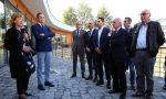 Presidente della Regione Piemonte in visita nell'Eporediese