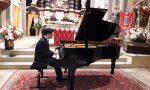 Il Concerto al buio di Fabrizio Sandretto strappa applausi