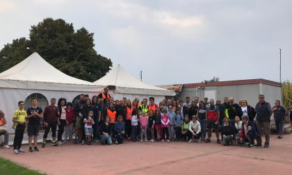 In tanti hanno pedalato a Favria insieme alla Pro loco