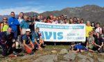 """Un grande successo la gita """"In montagna con l'Avis di Castellamonte"""""""