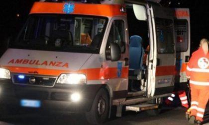 Incidente sulla direttissima della Mandria, 25enne ferita
