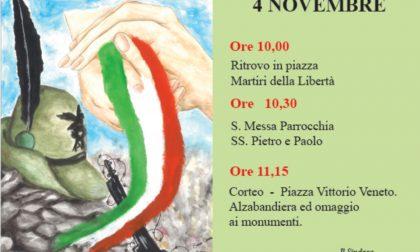 4 novembre: il programma dei festeggiamenti a Castellamonte