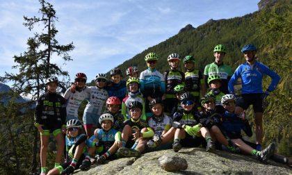 Giovani campioni della Mountain bike crescono in Valle Orco