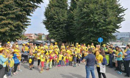Puliamo il mondo a Volpiano, partecipazione numerosa