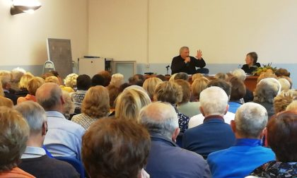 Don Ciotti a Rivara per l'apertura del nuovo anno accademico dell'Unitre