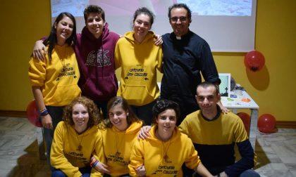 """La """"marea gialla"""" dei giovani dell'Oratorio San Giuseppe protagonista a Volpiano"""