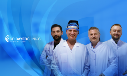 Come risolvere la calvizie? Con i trapianti FUE della Dr. Bayer Clinics di Istanbul