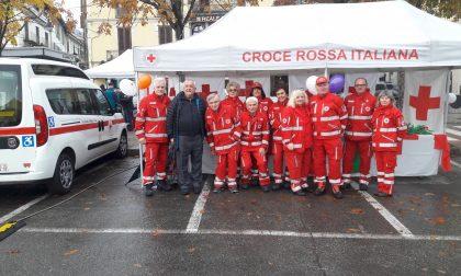 Due nuovi mezzi in dotazione alla Croce Rossa di Cuorgnè