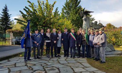 Lombardore: celebrata la Giornata dell'Unità Nazionale e delle Forze Armate