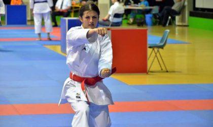 Karate, all'open internazionale di Catania grandi risultati per Giulia Sartoris