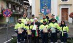 Volontari della Protezione Civile premiati a Busano