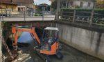 Messa in sicurezza del ponticello sul Rio San Pietro