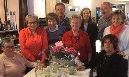 Bella riunione tra ex compagni di scuola dopo 56 anni