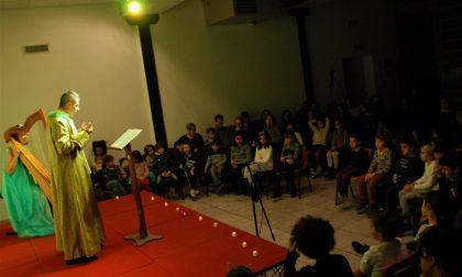C'era una volta la musica: a Castellamonte piovono applausi per Aine duo