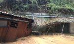 Situazione maltempo: rimane l'allerta rossa in Canavese