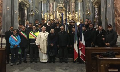 Associazione Nazionale Carabinieri: Celebrata a Cuorgnè la Virgo Fidelis