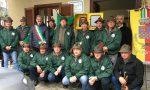 Alpini di Lemie donano defibrillatore alla comunità