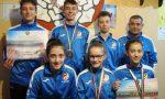 Medaglie mondiali per il gruppo dello Shin Gi Tai Karate