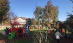 Inaugurato a Mathi il nuovo parco giochi inclusivo di via Borla