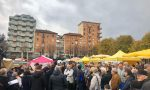 Un successo la tradizionale fiera di San Martino a Cuorgnè | FOTO