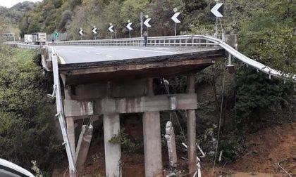 Viadotto crollato lungo l'autostrada A6 Torino-Savona: 4 mesi per ripristinarlo