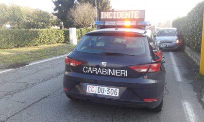 Furgone contro auto, incidente fra Torre e Bairo | FOTO