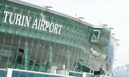 Nuovo Livello Superiore Partenze all'aeroporto di Torino Caselle