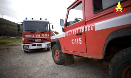 200 mila euro di contributo regionale per i distaccamenti locali dei Vigili del Fuoco Volontari del Piemonte