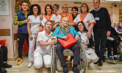 San Maurizio: auguri ad Anna, 103 anni