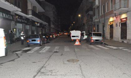 Pedone investito a Torino è in prognosi riservata