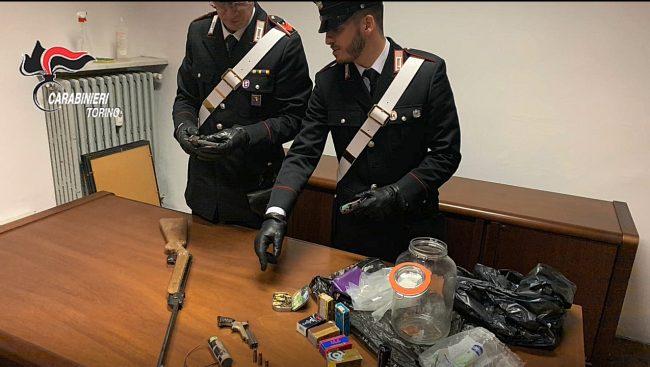Tentato furto aggravato e possesso di armi ed esplosivi: quattro arresti | FOTO