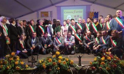 Comuni fioriti 2019: pioggia di premi e riconoscimenti per i canavesani