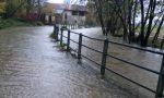 Maltempo: strade chiuse a Chiaverano e San Giorgio, cascina Granda isolata a Bairo – LE FOTO