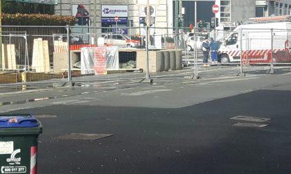 Bomba a Torino, operazione completata