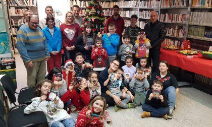Laboratorio natalizio per l'ultimo appuntamento del 2019 di RiciclArte