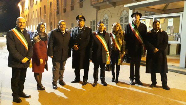 Celebrazioni per la Virgo Fidelis a Favria