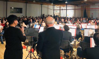 Tradizionale concerto di Natale dell'Accademia Filarmonica dei Concordia a Cuorgnè
