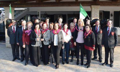 Volpiano: Grande festa per i Bersaglieri della sezione Tenente Nino Vallino