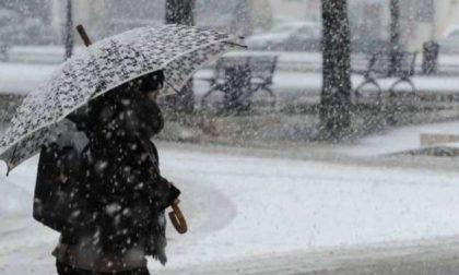 Arriva la neve in Canavese? IL METEO