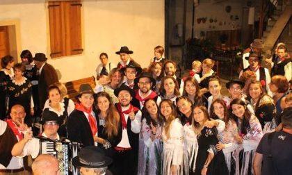 Rinasce il gruppo «Li Viri Gonel dla Valsoana», oggi a Ronco il debutto