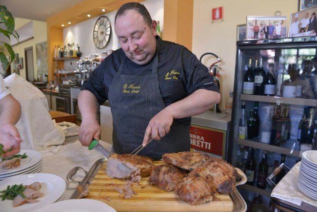 Addio a Diego Baro, ex Chef del ristorante Erbaluce di Caluso