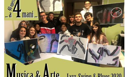 """""""Musica e Arte a 4 mani"""", sabato prossimo la presentazione"""