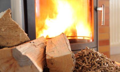Contributi a fondo perduto per rottamare la vecchia stufa a biomassa