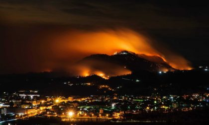 Recupero del Sacro Monte di Belmonte dopo gli incendi del 2019