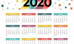 Calendario 2020, un anno fortunato per sfruttare i ponti e godersi qualche giorno in più di vacanza