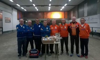 """""""Trofeo di Natale"""": bocce protagoniste a Pont Canavese"""