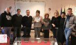 I saluti del Municipio alla neo pensionata Anna Calcio Gaudino